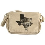Real Texas Messenger Bag