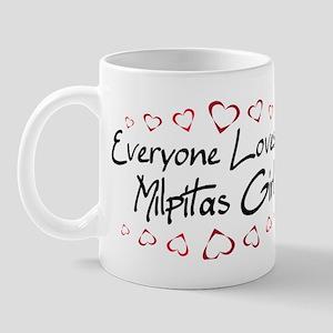 Milpitas Girl Mug