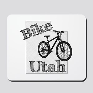 Bike Utah Mousepad