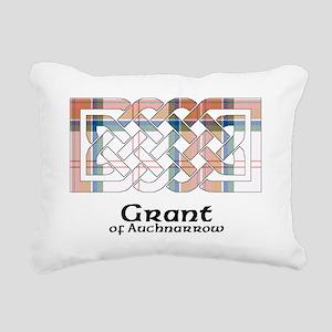 Knot - Grant of Auchnarrow Rectangular Canvas Pill