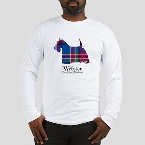 Terrier-Webster.MacFarlane Long Sleeve T-Shirt