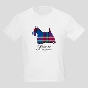 Terrier-Webster.MacFarlane Kids Light T-Shirt