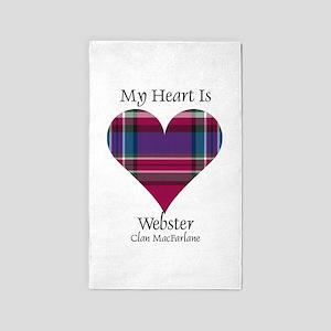 Heart-Webster.MacFarlane Area Rug