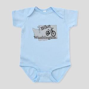 Bike Washington Infant Bodysuit