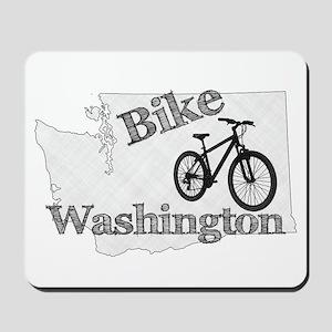 Bike Washington Mousepad