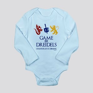 Game of Dreidels Body Suit