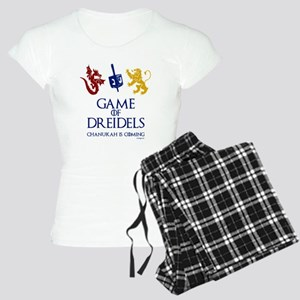 Game of Dreidels Pajamas