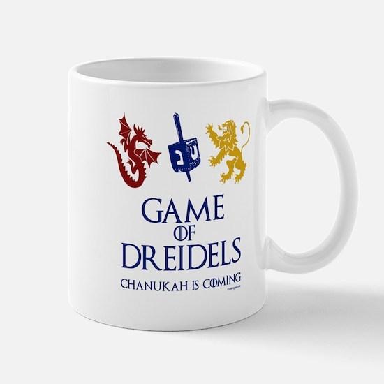 Game of Dreidels Mugs