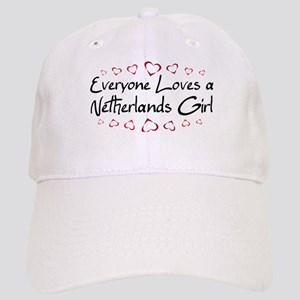 Netherlands Girl Cap