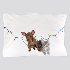 Holiday pets Pillow Case