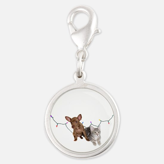 Holiday pets Charms