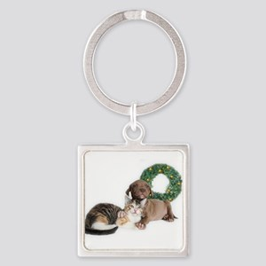 Ring in the new year with shelter pets Keychains