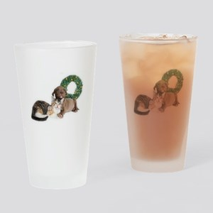 Ring in the new year with shelter pets Drinking Gl