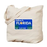 Welcome to Florida Tote Bag