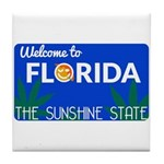 Welcome to Florida Tile Coaster