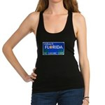 Welcome to Florida Racerback Tank Top