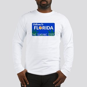 Welcome to Florida Long Sleeve T-Shirt