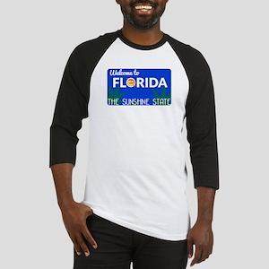 Welcome to Florida Baseball Jersey