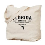 Florida Cannabis Tote Bag