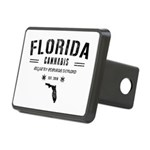 Florida Cannabis Rectangular Hitch Cover