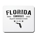 Florida Cannabis Mousepad