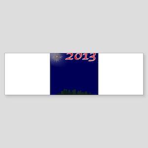 First of the Night Bumper Sticker