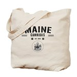 Maine Cannabis Tote Bag