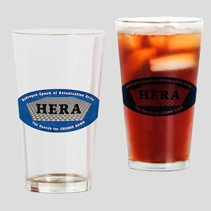 HERA Logo Drinking Glass