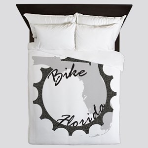 Bike Florida Queen Duvet