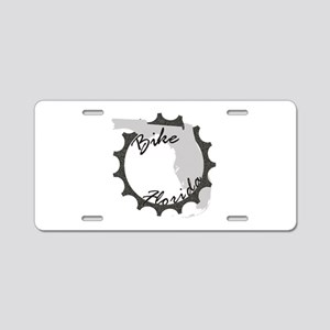 Bike Florida Aluminum License Plate
