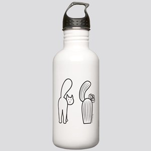 Cat catus Water Bottle