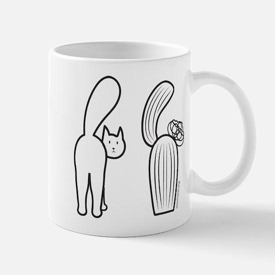 Cat catus Mugs