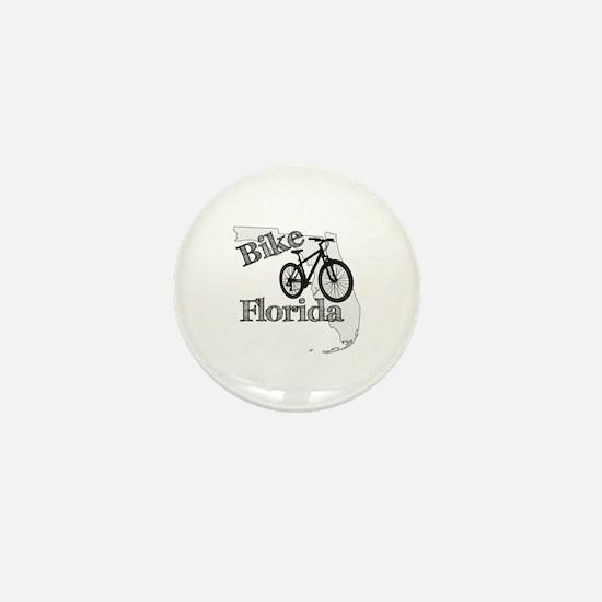 Bike Florida Mini Button