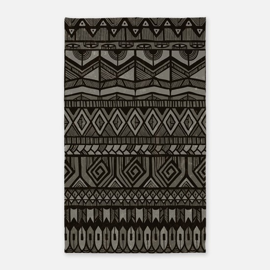 Tribal Pattern Area Rug