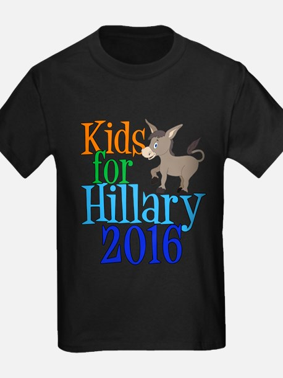Kids for Hillary T-Shirt