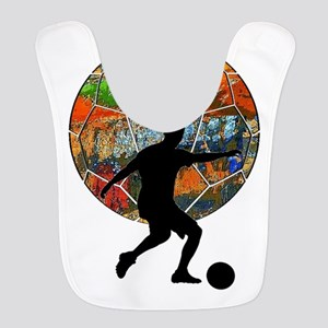 THE MOVES Polyester Baby Bib