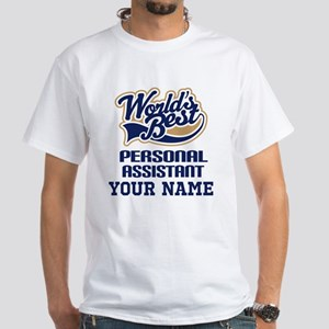 Personal Assistant Personalized Gift T-Shirt