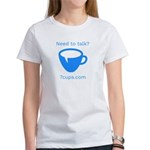 7 Cups Awesome Women's T-Shirt