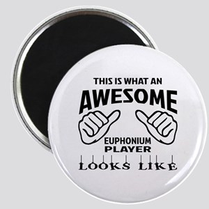 This is what an awesome Euphonium player lo Magnet