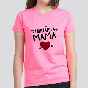 Chihuahua Mama Women's Dark T-Shirt
