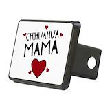 Chihuahua mom Rectangle