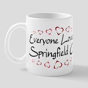 Springfield Girl Mug