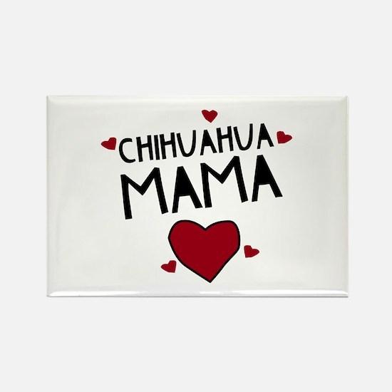Chihuahua Mama Magnets
