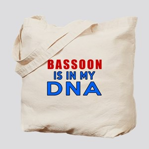 bassoon Is In My DNA Tote Bag