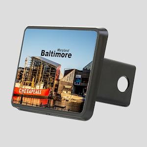 Baltimore Rectangular Hitch Cover