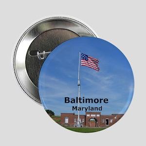 """Baltimore 2.25"""" Button"""