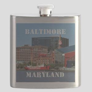 Baltimore Flask