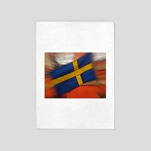 Sverige 5'x7'Area Rug
