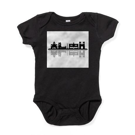 lisbon skyline Body Suit
