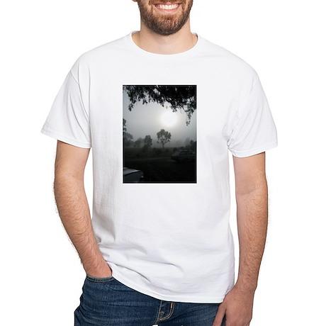 Bendigo White T-Shirt